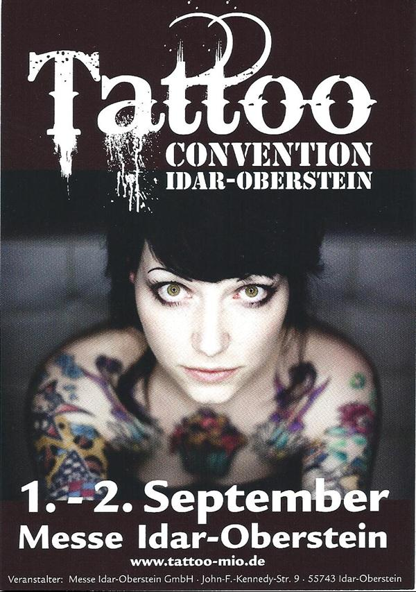 tattoo convention idar oberstein das tattoo studio. Black Bedroom Furniture Sets. Home Design Ideas