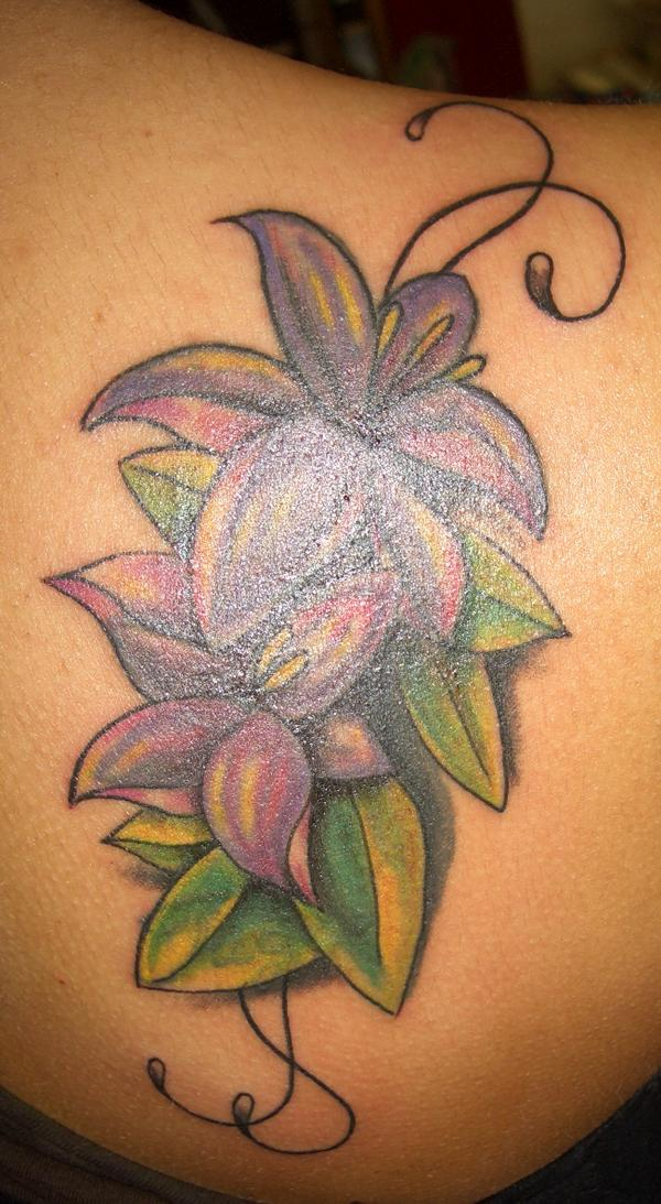 brust tattoo cover up